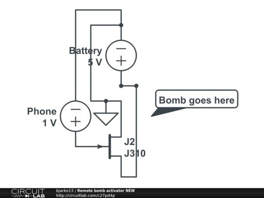remote bomb activator new