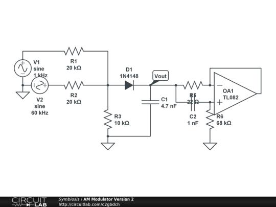 am modulator version 2