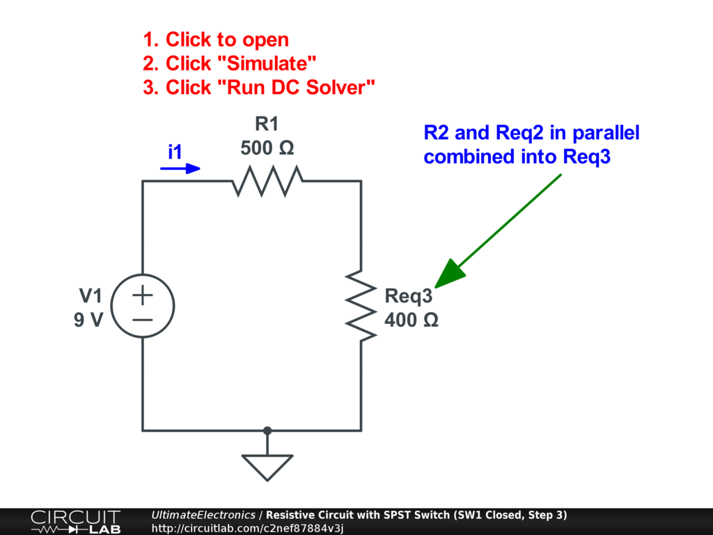 Chapter 2 Example Circuits Ultimate Electronics Book Circuitlab Forums Basic New To Easy Resistive