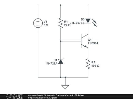 constant current led driver circuitlab rh circuitlab com led constant current source circuit constant current led driver circuit pwm