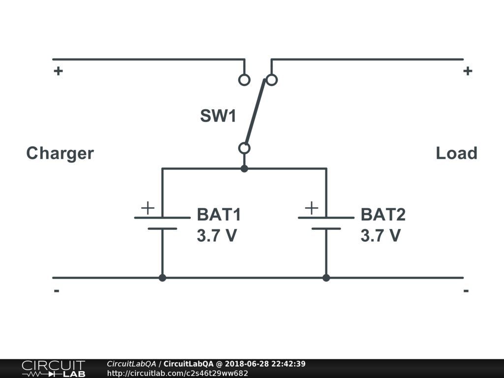 circuit required to balance charge 2