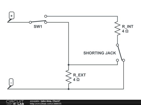 jake amp  check
