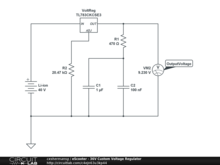 eScooter - 36V Custom Voltage Regulator