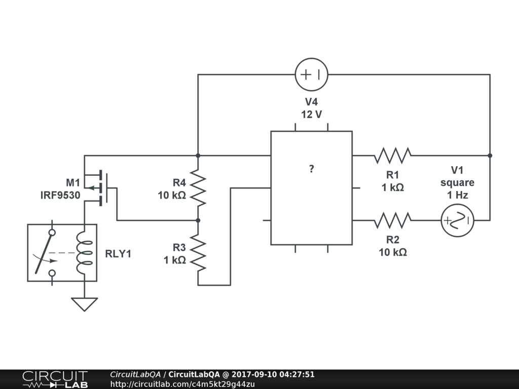 What Is Ic In Circuit Electronics Qa Circuitlab Forums Basic New To Easy Avatar