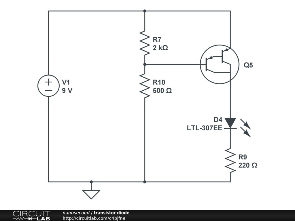 Public Circuits Tagged Transistor Circuitlab Circuit Darlington Pnp