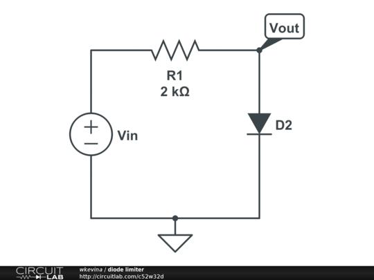 diode limiter