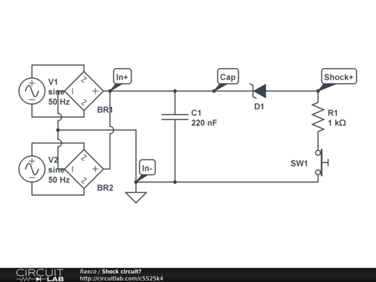 shock circuit