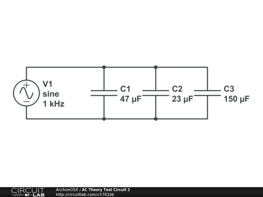 ac theory test circuit 2