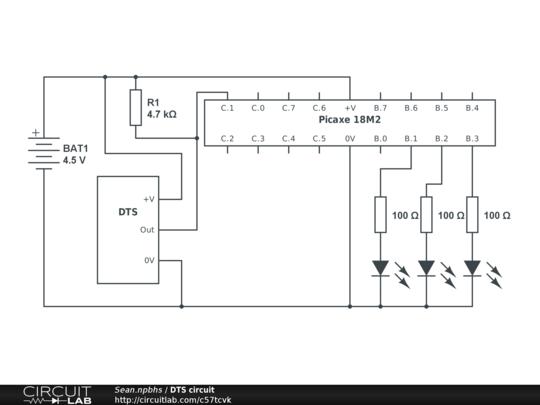 dts circuit