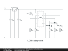 LDR subsystem without download