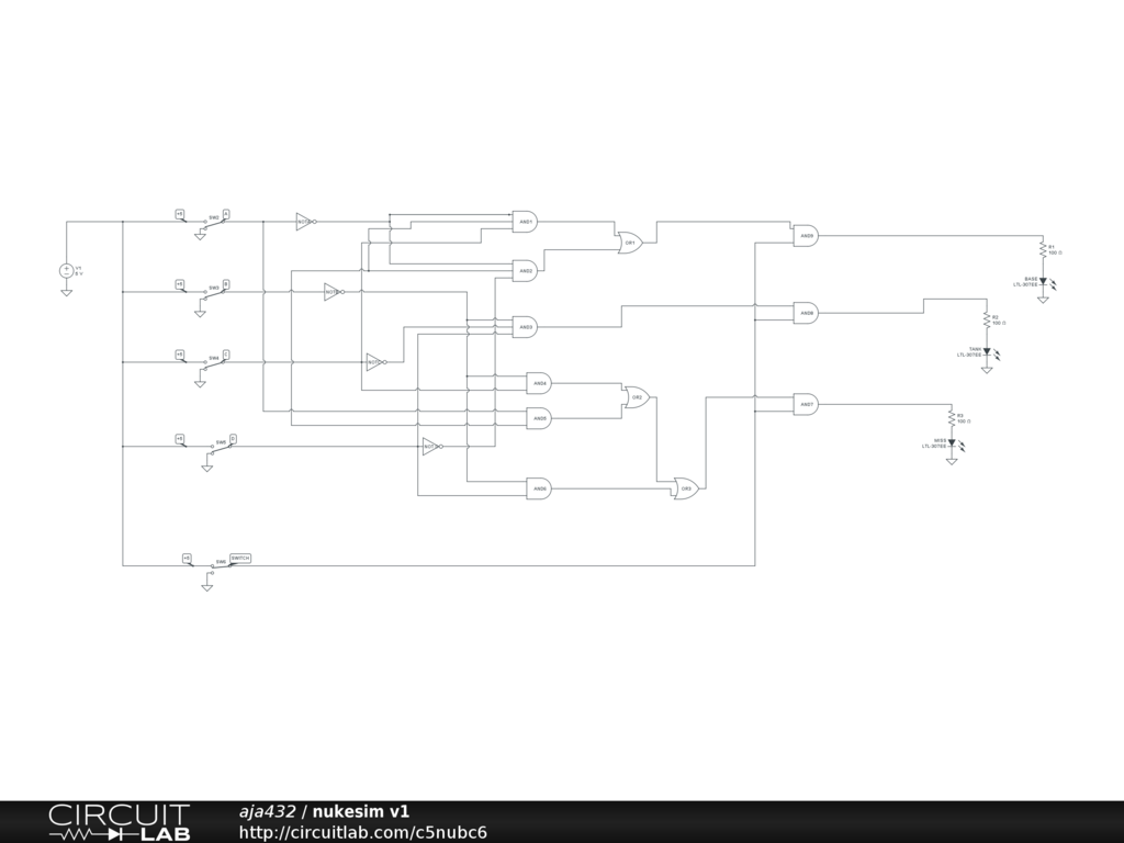 Basic Logic Gate Simulation Electronics New To Circuit Into An Or Avatar For Aja432