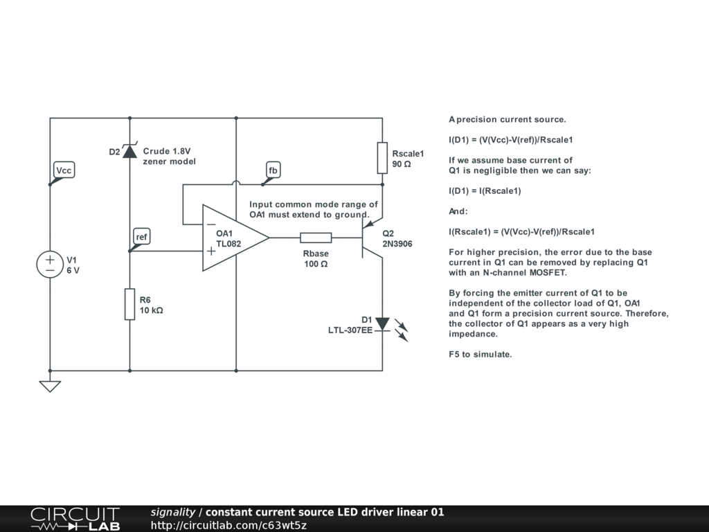 Variable Power Supply Schematic 110v Input Wiring Diagrams Dc Circuit Diagram Precision Current Source Repair Circuits Schematics 24v