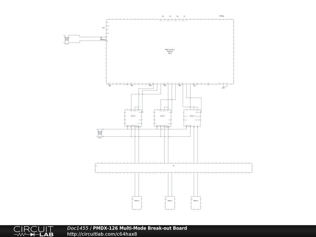 Public Circuits Tagged Servo Motor Circuitlab Driver Using Mosfets Pmdx 126 Multi Mode Break Out Board