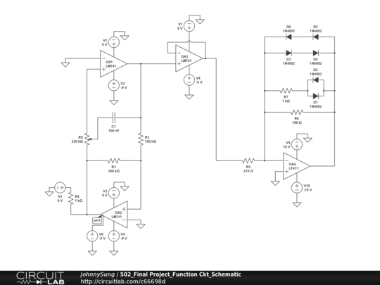 502 final project function ckt schematic