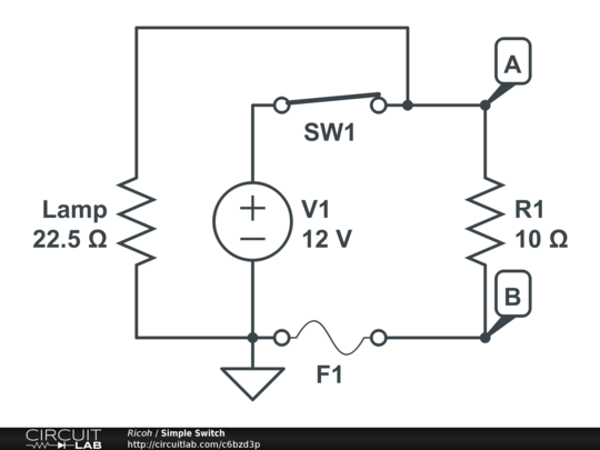 illuminated spst switch basic electronics new to electronics i currently have a ~6 5w incandescent lamp in parallel as a power indicator however the client my wife wants an illuminated switch lit when switch is