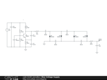 Bias Voltage Supply