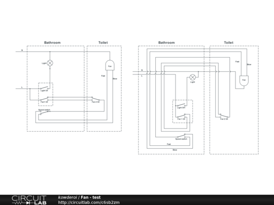 CircuitLab - Forums - Analog Design - Bathroom ventilation fan
