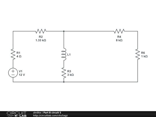 part b circuit 5
