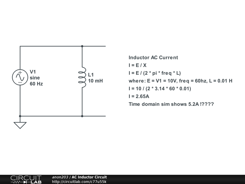Circuitlab Online Schematic Editor Circuit Simulator - Wire Data ...