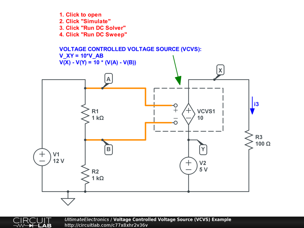 Chapter 2 Example Circuits Ultimate Electronics Book Circuitlab Voltage Controlled Resistor Pictures