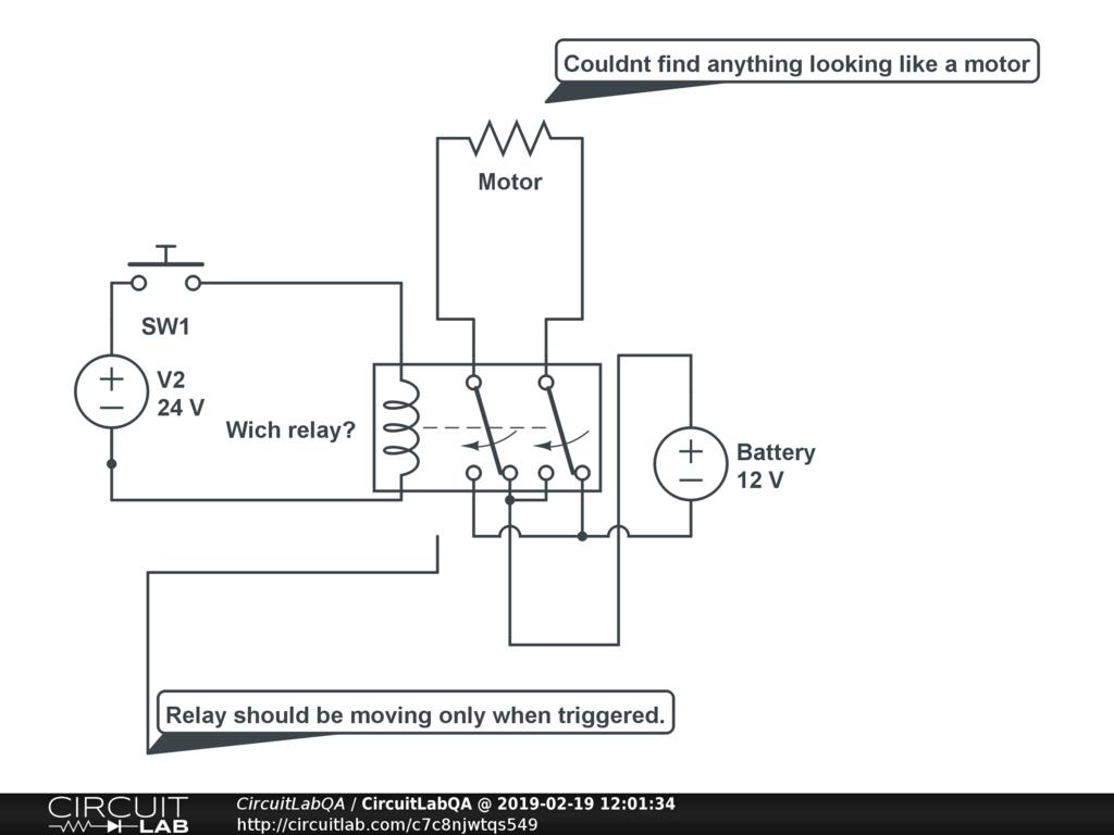 Wich Relay Do I Need  - Electronics Q U0026a