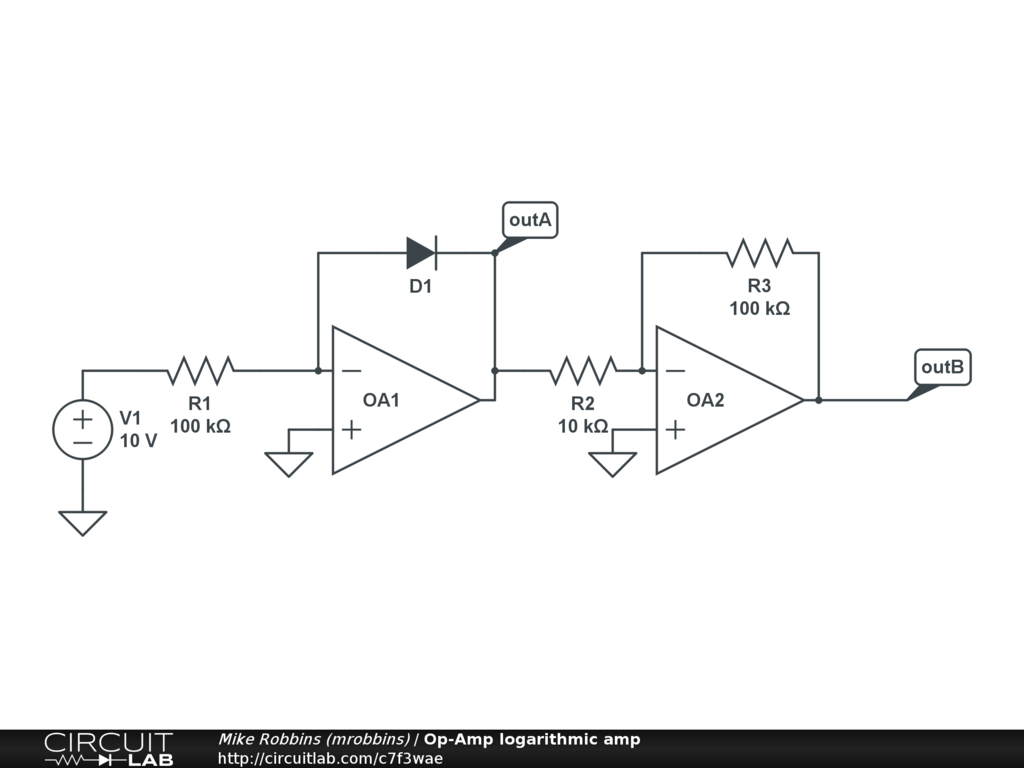 Supported Syntax Overview Circuitlab Image Working Of An Ldr In A Circuit User Links