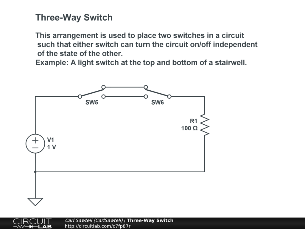 Colorful What Is A Three Way Switch Used For Motif - Electrical ...