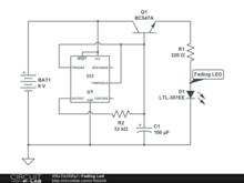 Public Circuits Tagged Quot Fading Led Quot Circuitlab