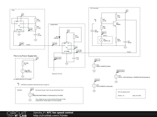 NTC fan speed control - CircuitLab