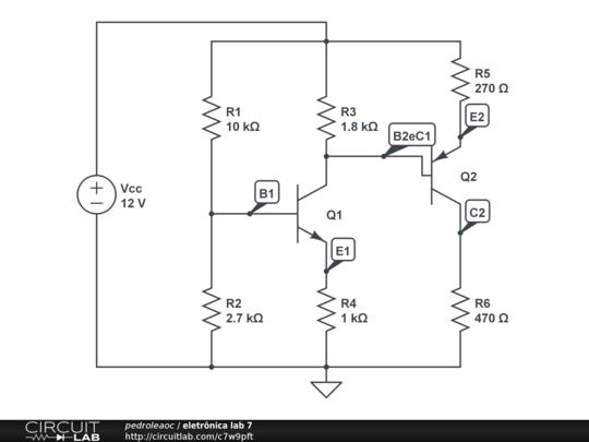 eletr u00f4nica lab 7