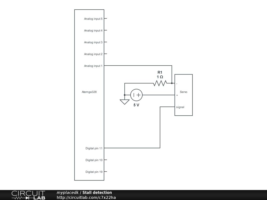 Detecting Servo Stall Askelectronics Continuity Tester Circuit Diagram Eeweb Community Https Circuitlabcom 7x22ha Screenshot 1024x768