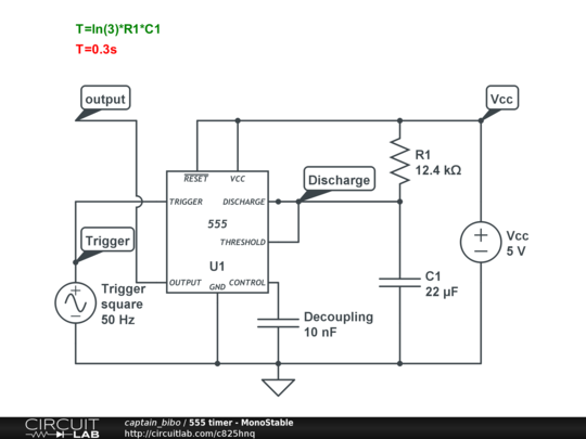 Timer Circuit Diagram Also Circuitlab Online Schematic Editor ...