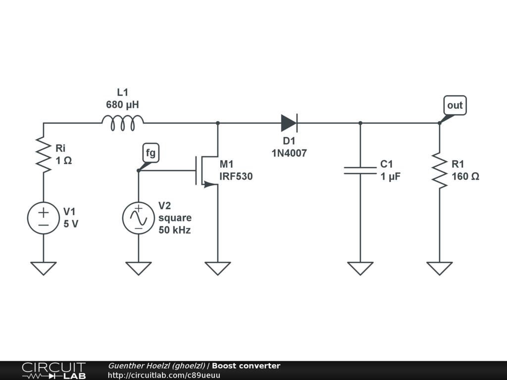 Fantastic Public Circuits Tagged Boost Converter Circuitlab Wiring Digital Resources Ommitdefiancerspsorg