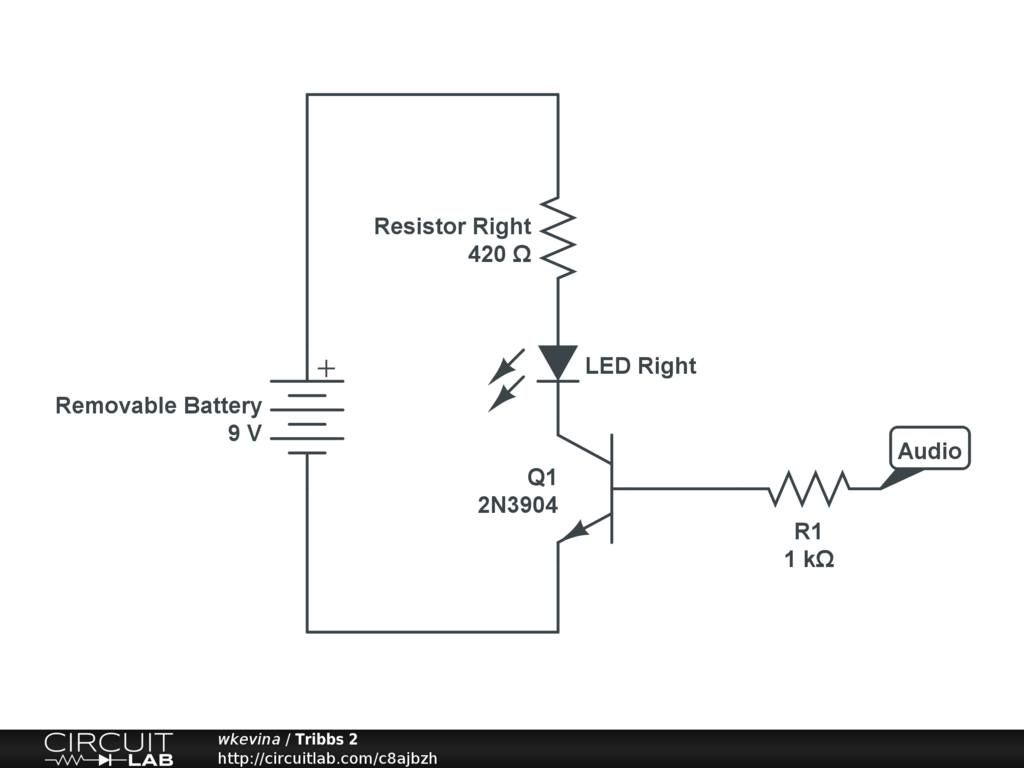 Led Headphone Jack Tester Basic Electronics New To Vu Meter Using A Lm3915 Circuit Diagram The