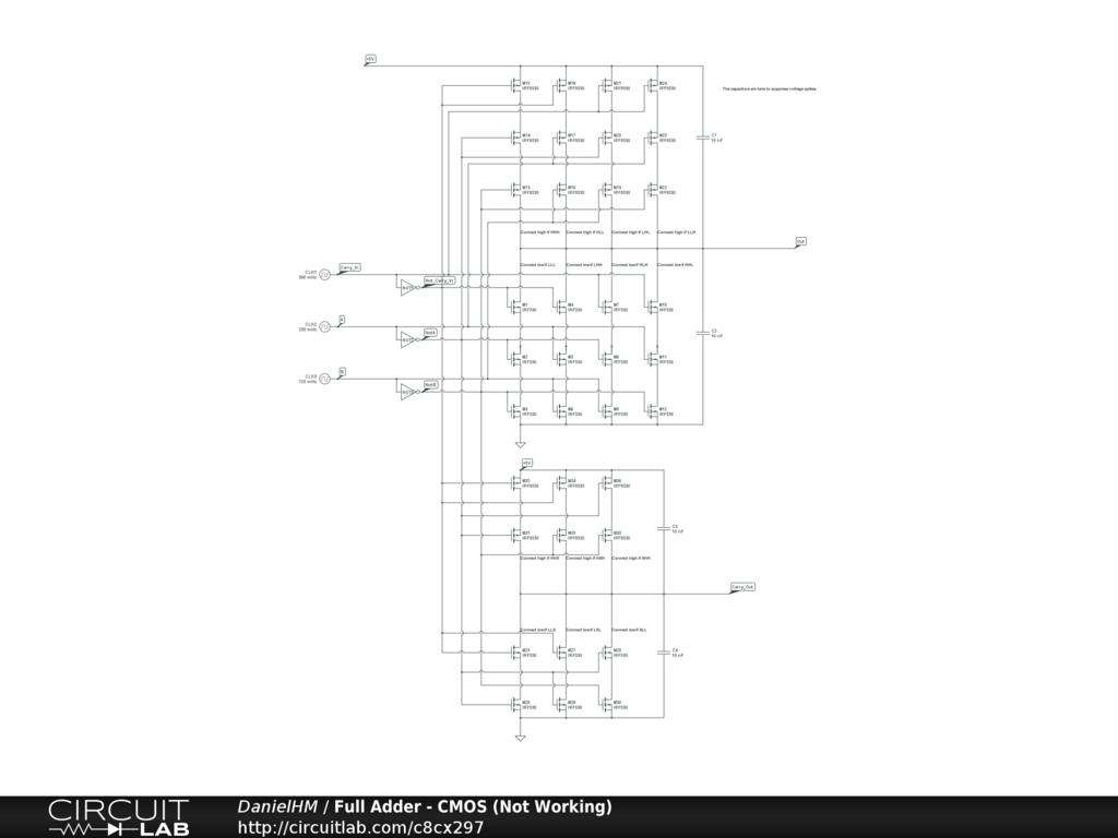 Relay Logic Diagram Of Xor Gate Wiring Library Circuit Schematics Electret Microphone Condenser Full Adder Cmos Public Circuits