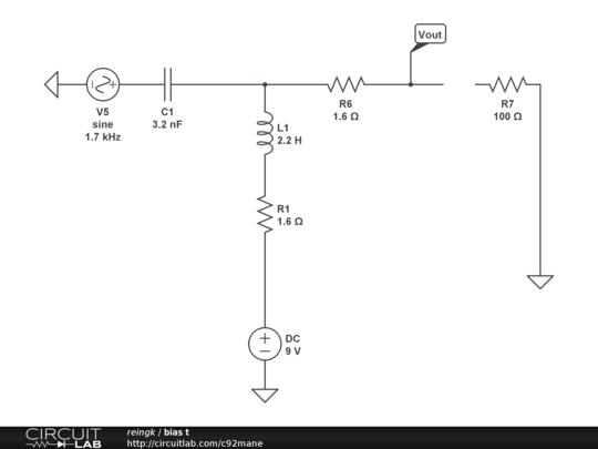 bias t circuitlab rh circuitlab com Bias T Protected Pop Click Compression Amp Bias