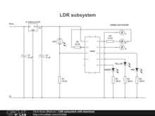 LDR subsystem with download