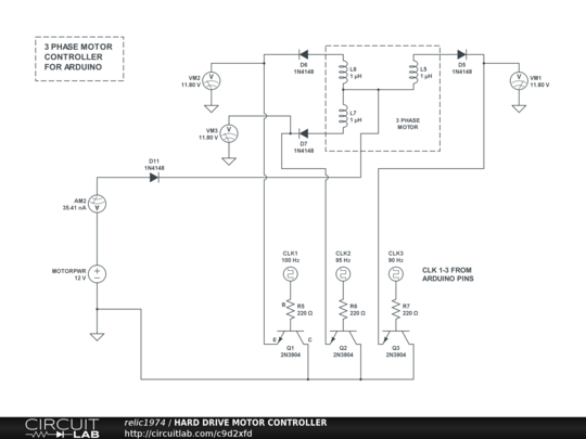Schematic Hdd Motor - Search Wiring Diagrams on