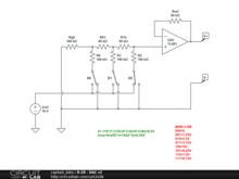 Public Circuits Tagged Quot Resistor Ladder Quot Circuitlab