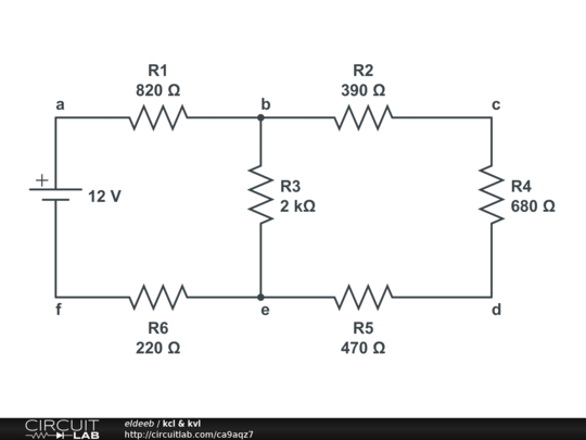kcl kvl circuitlab rh circuitlab com circuit diagram of csr 3200 piano circuit diagram of csr 3200 piano