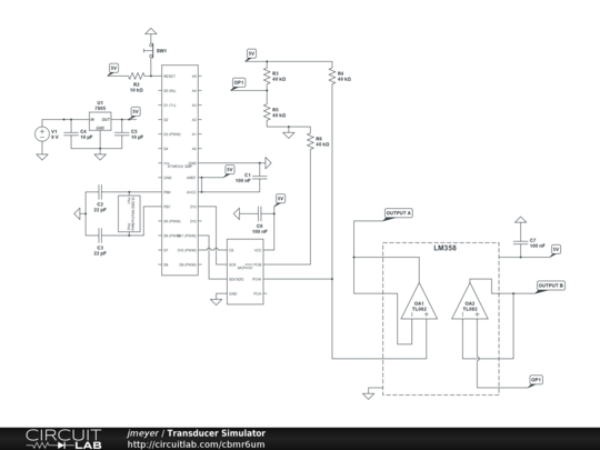 transducer simulator