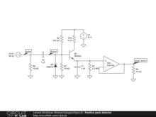 public circuits tagged peak detector circuitlab rh circuitlab com