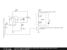 Copy of danielfiction`s 555 motor controller (high motor current)
