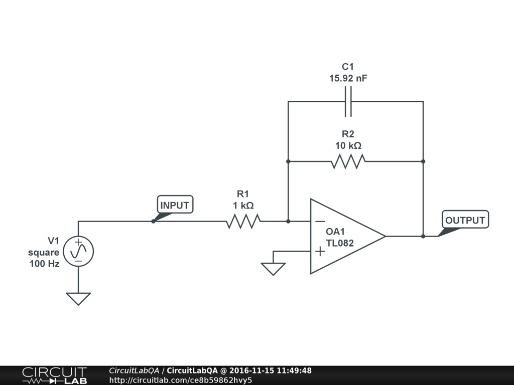Change Inverting Low Pass Into Non With Only 1 Op Amp Amplifier Circuit Diagram How