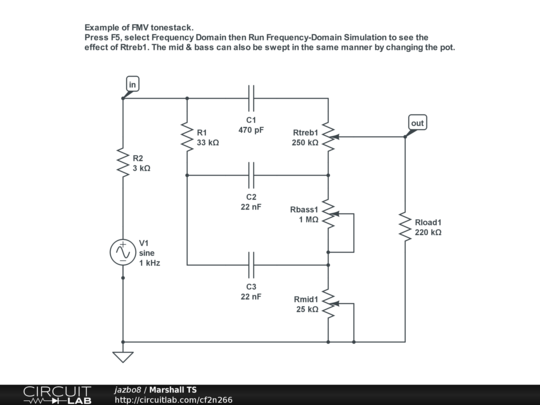 Marshall TS - CircuitLab