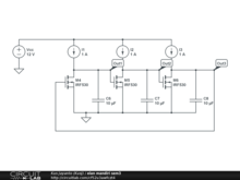 Analog Circuit Mosfet