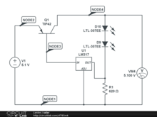 Low Dropout 5v Regulator