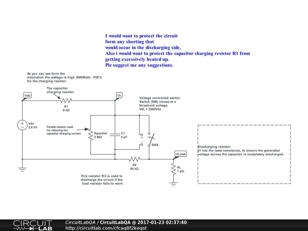 Online Electronic Circuit Simulator Electrical Blog Over Current Or Thermal Protection For The Avatar Yugendraraokn