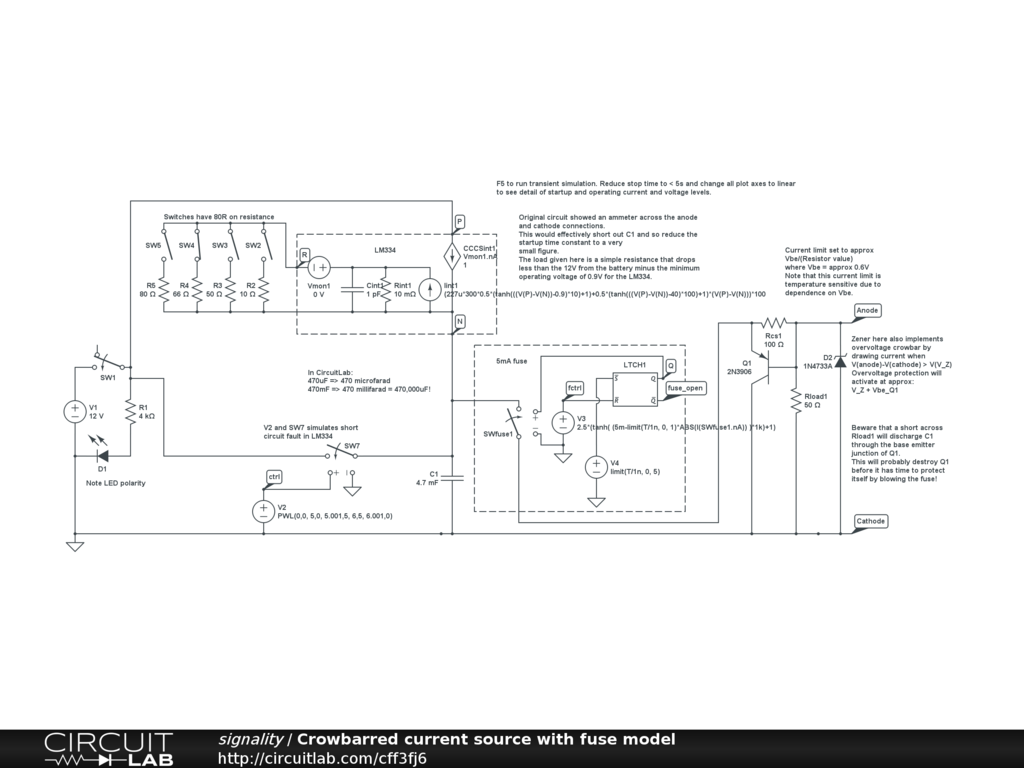 Voltage Regulator Using 74hc14 Free Circuit Diagram