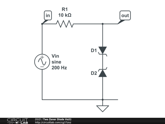 Simple 150 Watt  lifier Circuit Using in addition Tvs Diode With Rectifier Diode as well Reducing Voltage With Resistors together with Thread263004 besides Diode Clipping Circuits. on zener circuits series